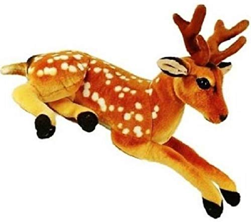 RBB HUB Hiran and Deer Soft Toy   32 cm  Multicolor