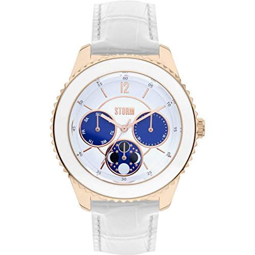 Ladies Storm Sicilia Reloj sicily-rg-white