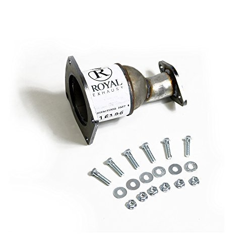 - Catalytic Converter compatible with 2001-2006 Chrysler Sebring   2001-2006 Dodge Stratus   2.7L Rear