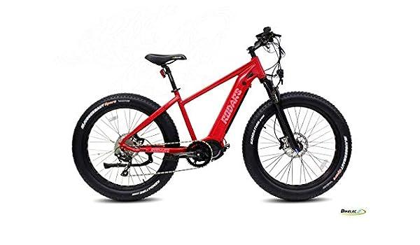 Rodars Bicicleta eléctrica de Montaña FatBike MTB eBike Kraken ...