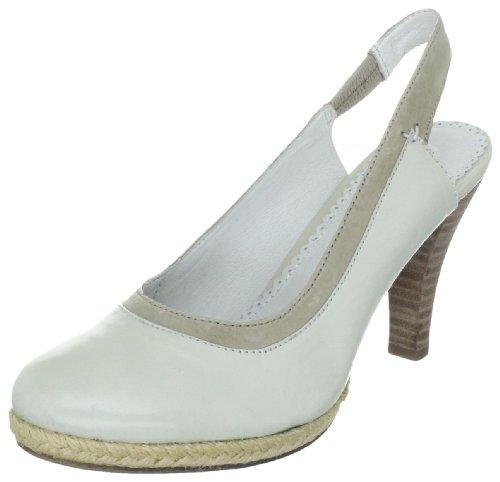 81 Con Beige Donna Centro Scarpe 920147 beige offwhite Tacco qwCEC8xBp