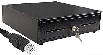 USB Caja de Efectivo iQCash330USB 33x35x10cm, Cajón Caja de ...