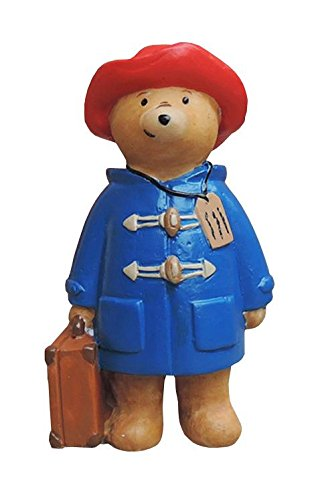 Paddington Bear Resin Topper Packaged