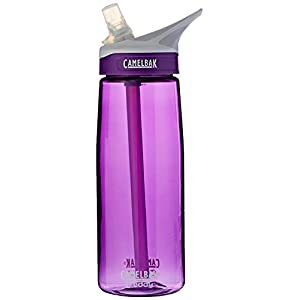 Camelbak Eddy Bottle (0.75-Liter/24-Ounce,Purple)