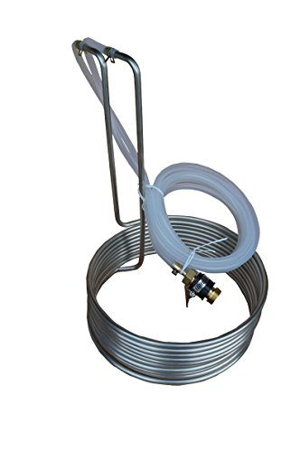 304 Stainless Steel Wort chiller Coil Cooler by kitchen tool