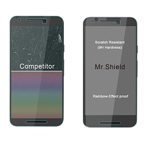 3 Pack Mr Shield For Lg Google Nexus 5x 2015 Newest