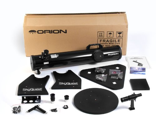 Orion 10014 SkyQuest XT4.5 Classic Dobsonian Telescope