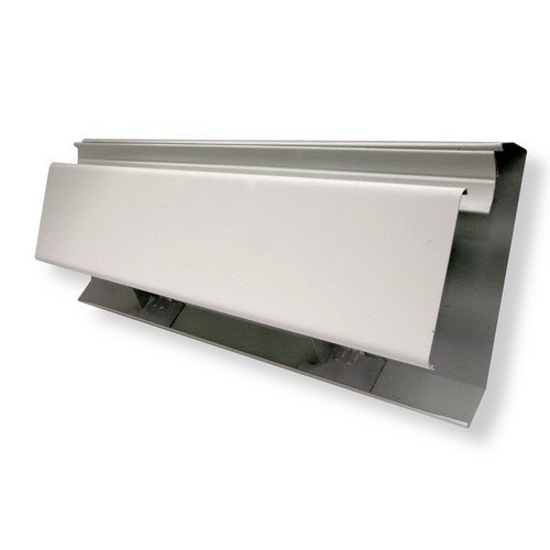 Price comparison product image 4 ft. Multi / Pak 80D Baseboard (Cover Only)