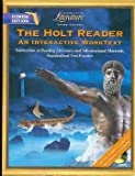 Elements of Literature, Grade 9, Holt, Rinehart and Winston Staff, 0030675669