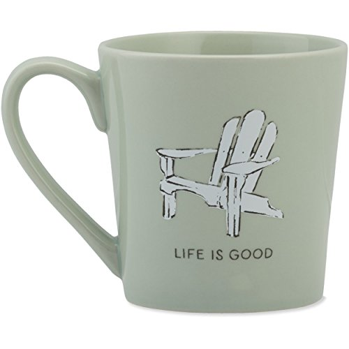 Life is Good Everyday Mug Adirondack Lig Sunglasses