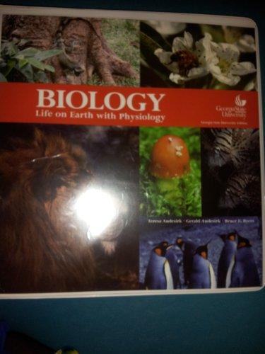 Biology: Life on Earth, with Physiology, 9th ed, Georgia State University, GSU Ed