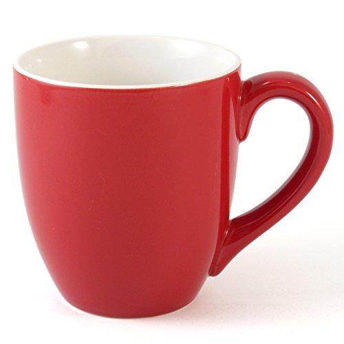 Porcelain Barrel Mug - 3