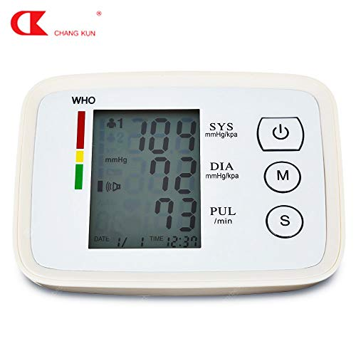 CHANGKUN CK - A155 Blood Pressure Meter Heart Beat for sale  Delivered anywhere in USA