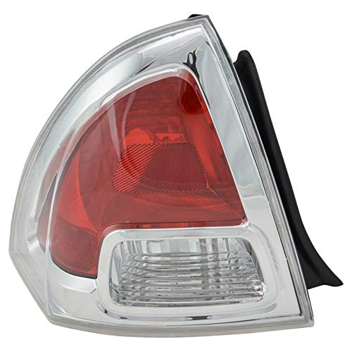 (Taillight Taillamp Rear Brake Light Driver Side Left LH for 06-09 Fusion)