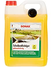 SONAX Ruitenreiniger gebruiksklaar met citrusgeur (5 liter) gebruiksklare reiniger voor de ruitensproeiers en koplampensysteem   art.nr. 02605000