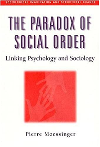 what is social order sociology