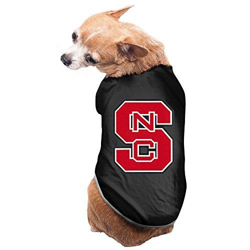 black-nc-state-presbyterian-acc-ecu-football-dog-jackets-doggie-coats
