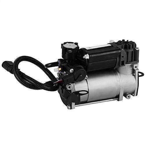 FlowerW Airmatic Pump Gas-Engine Air Suspension Compressor Pump for Au-di A8 Quattro A8 4E0616007B: