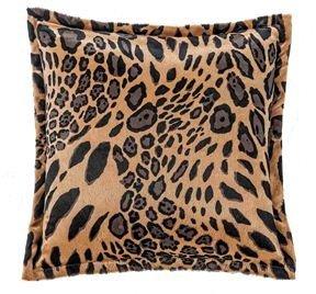 Almofada Quadrada Safari - Leopardo