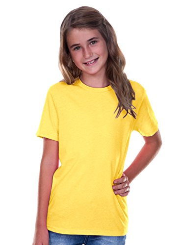 Which are the best yellow youth t shirt available in 2019?