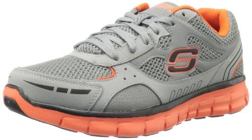 e8aa4ea22434 Skechers Sport Men s Memory Foam Synergy Over Haul Sneaker - Import ...