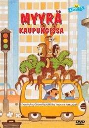 The Mole in Town ( Krtek ve meste ) ( Little Mole ) [ NON-USA FORMAT, PAL, Reg.0 Import - Finland ] by Zdenek Miler