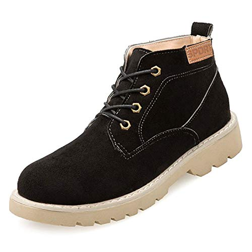 Black US6.5-7   EU37   UK4.5-5   CN37 Black US6.5-7   EU37   UK4.5-5   CN37 Women's shoes Suede Fall Comfort Boots Low Heel Booties Ankle Boots Black Khaki