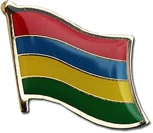 Mauritius - National Lapel Pin