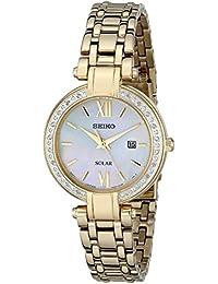 Women's SUT182 Analog Display Japanese Quartz Gold Watch