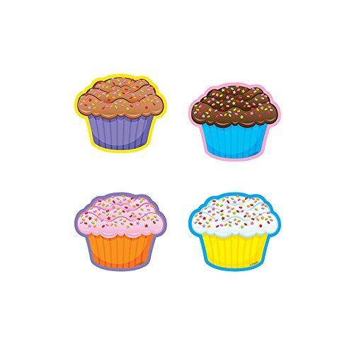 TREND enterprises, Inc. Cupcakes Mini Accents Variety Pack, 36 ct