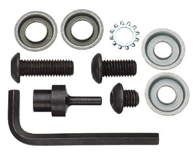 Merit 1//4 Shank Adapter for 4-8 Grind-O-Flex Abrasive Flap Wheel Pack of 1