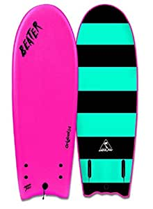 Catch Surf Beater Original 54 - Twin Fin, Hot Pink, One Size