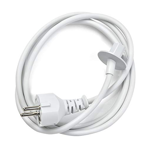 WESAPPINC Replacement. Europe Plug Extension Cable for Apple iMac Intel G5 21.5