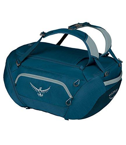 Osprey Packs Bigkit Duffel Bag, Ice Blue, One Size by Osprey