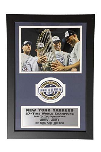 - New York Yankees World Champions 2009 Commemorative Editon MVP 12
