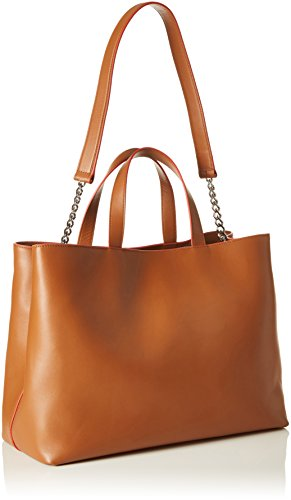 Hugo Prisca-m 10193730 01, Bolso para Mujer, Talla Unica EU Marrón (light/pastel Brown)