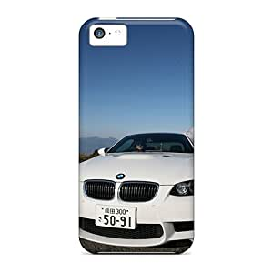 Great Cell-phone Hard Cover For Iphone 5c With Custom Nice Bmw M3 Skin SherriFakhry