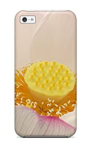 Fashion Case Cover For Iphone 5c(lotus Flower) 1134218K71989766