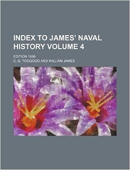 Como Descargar Torrents Index To James' Naval History Volume 4; Edition 1886 Buscador De Epub