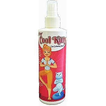 Cool Kitty Cat Calming Pheromone Spray 8OZ