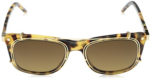 Grey Gold havana Brown Gold Or Marc De Tortoise Frame And bz Jacobs 17 Clipon 81 Soleil To Lunettes w67zZ