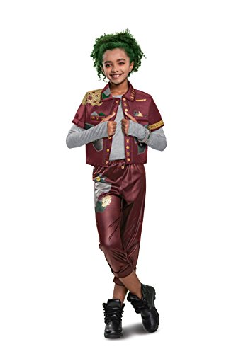 Disguise Eliza Zombie Deluxe Child Costume, Red, Large/(10-12) -