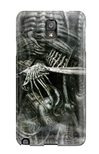 Tough Galaxy Case Cover/ Case For Galaxy Note 3(hr Giger)