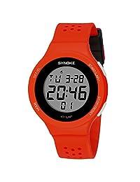 Becoler Boys, relojes electrónicos impermeables para niños al aire libre