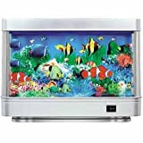 12 Inch Living Sea Motion Lamp/Scenery Light Up