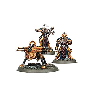 Warhammer Age of Sigmar: Easy to Build Stormcast Eternals Celestar Ballista: Toys & Games