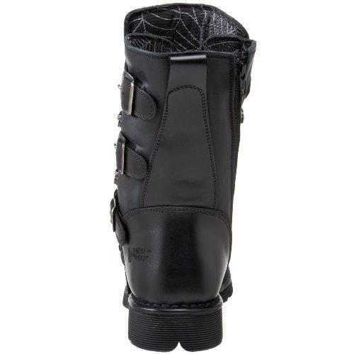 Erwachsene Noir Stiefel M Unisex S1 New Rock 1473 Schwarz q6aggX