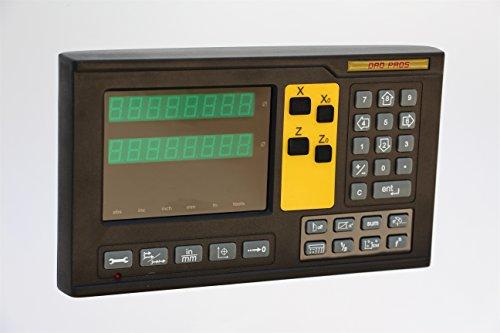 "Electronica EL400 8"" x 40"" 2 Axis Lathe Digital Readout DRO Kit"