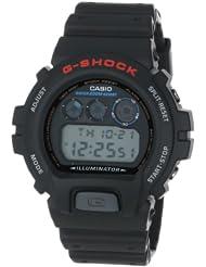 卡西欧 Casio 经典G-shock系列 DW6900-1V 防水防震多功能运动腕表 $39.69