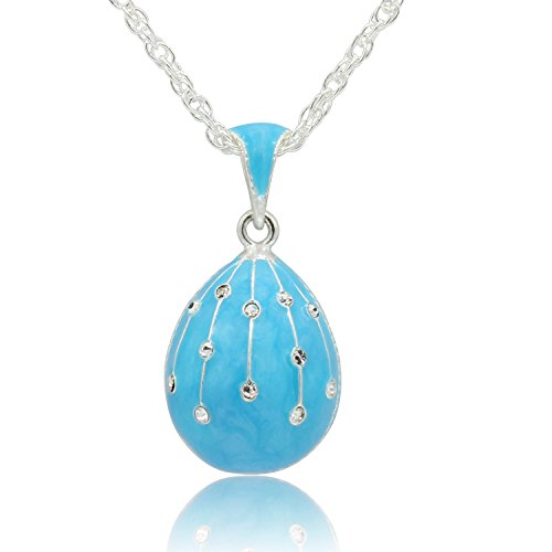 Used, MYD Jewelry Hand Enamel Transparent Crystal Easter for sale  Delivered anywhere in USA